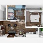 Cho thuê căn chung cư lạc hồng phúc full nội thất