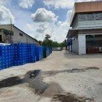 Bán nhà xưởng mặt tiền quốc lộ 1a gần kcn tân phú thạnh diện tích 4000m2, giá chưa tới 10 triệu/m2