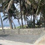 Bán mảnh đất 3 mặt tiền biển đảo phú quý