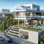đầu tư biệt thự nghỉ dưỡng ven đô, lợi nhuận 20-30%/năm, sở hữu sổ đỏ vĩnh viễn