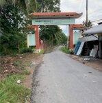 Bán 1800m2 đất vườn dừa,mặt tiền xã nhơn thạnh,giá chỉ 1, 8 triệu/m2,shr