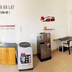 Cho thuê căn hộ mini đầy đủ nội thất trung tâm tp