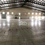 Kho xưởng cho thuê 2650m2 tại kcn nhơn trạch, đn