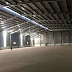 Cho thuê xưởng hơn 2000m2 phước tân có điện 560kva