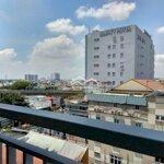 Chung cư căn hộ luxcity quận 7, 45m² 1pn