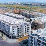 Cần cho thuê 3 tầng kinh doanh, căn góc mặt tiền nguyễn thị nhung tại khu đô thị vạn phúc 15x21m