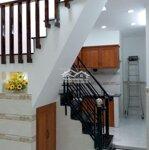 Nhà mới xây hẻm 30 lâm văn bền dtsd:49m2