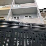 Nhà nguyễn văn luông, 4x13m2, 2 lầu, shr