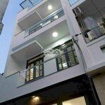 Nhà mới đẹp hẻm xe hơi tân hoá q11