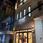 Hot! bán nhà ngaymặt tiềntrần khắc chân - q1. diện tích: 4mx7,5m (cn: 30m2) trệt, lửng, 2 lầu, st giá: 8,2 tỷ