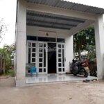 Bán nhà cấp 2 phòng ngủ 1 vệ sinh 4mặt tiềnshr, cách ql22 300m