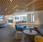 Văn phòng quận gò vấp 22m²_90m², view 2 mặt tiền