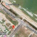 Hàng hiếm, đất 3mt biển nguyễn tất thành,diện tích2700m2, xây dựng căn hộ, khách sạn để kinh doanh