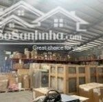Cho thuê kho xưởng từ 500m2 đến 5000m2 tại hải phòng