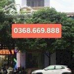 Chính chủ bán nhà 397 mặt đường bà triệu cũ, tp.lạng sơn, 110tr/m2; 0368669888