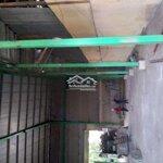 Nhà xưởng cặp sông lấp vò đường ngô quyền