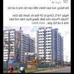 Chung cư nhà ở xã hội kcn hòa khánh giá rẻ