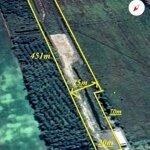 Kẹt nh cần bán gấp đất mặt tiền kênh tám ngàn, hòn đất kg, diện tích 20x450m chốt giá bán 1.6 tỷ - 0909865538
