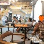 Sang quán cafe decor tâm huyết khu vực hòa khánh