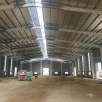 Cho thuê gấp 2500m2 xưởng tại đồng văn, hà nam