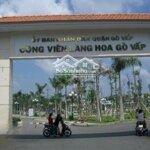 Bán nhà mặt tiền đường cây trâm 5x25 đối diện công viên làng hoa giá bán 12.5 tỷ liên hệ: 0907.836.897
