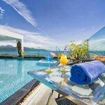 Bán khách sạn 5 sao hồ xuân hương 12 tầng 443m2 100 tỷ