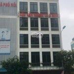 Cho thuê nhà đối diện trung tâm thương mại thị xã mỹ hào, hưng yên