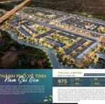 The sol city khu đô thị lớn – giai đoạn đầu