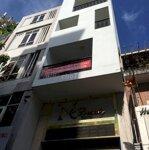 Tòa nhà văn phòng cho thuê 8 tâng ttâm quận 1