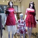 Mặt bằng kinh doanh shop thời trang - có sẵn tủ kệ