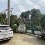 Bán đất lương sơn 3660m2 mặt đường chính giá rẻ