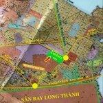 đất nền sân bay long thành đồng nai 100m²