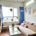 Cho thuê chung cư 2 phòng ngủ 2 vệ sinhquận 12 full nội thất