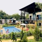 Bán gấp khuôn viên biệt thự nghỉ dưỡng tuyệt đẹp tại vân hòa ba vì hà nội,diện tích2545m2