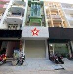 Mặt Tiền Hoa Hồng 6X20M Hầm, Trệt, Lửng, 3 Lầu Trống Suốt. 45 Triệu/Th