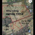 Bán Lô Đất Duy Nhất Trục Chính Kdc Bình Xuyên, Đối Diện Công Ty May Thiên Phú 10.000M2