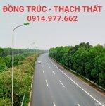 Bán Xã Đồng Trúc. 50M, 80M, 100M, 120M, 200M, 250M. Giá Chỉ Từ 6 Triệu/M