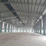 Cho thuê kho xưởng khu công nghiệp tân tạo, bình tân - dt: 5.800m2, giá bán 290 triệu/th