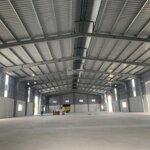 Cho thuê kho xưởng tại hải phòng tổng diện tích t10.000m