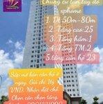 Chung cư tân tấy đô tòa xp home mới xây. 0901331990