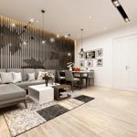 Cho thuê căn hộ chung cư Ecohome 3, căn 2 đến 3 PN.