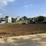 đất 120m2, thửa 2 mặt tiền đường nhựa hòa lạc, quốc oai, giá từ 5. 8 triệu