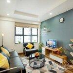 Bán cắt lỗ căn 2 phòng ngủđã có nội thất khu ruby chỉ 2.2x tỷ tại goldmark city. liên hệ: 0938258226