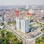 Căn 71m2 ngoại giao dự án hc golden city giá chỉ 2.5x tỷ, nhận nhà ở ngay, free 2 năm dv + gym