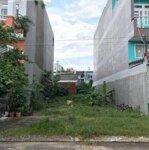 Bán rẻ lô đất 120m2 gần chợ hóc môn, giá bán 880 triệu ,sổ hồng riêng.