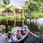 Đất khu sinh thái Trà Nhiêu, Duy Vinh, Duy Xuyên, Giá rẻ sụp hầm