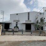 Cho thuê kho cụm công nghiệp phùng diện tích 1000 - 2300m2 pccc tiêu chuẩn