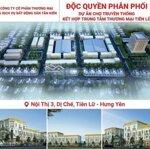 độc quyền dự án chợ tiên lữ - hưng yên. liên hệ: 0933 873 123