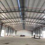 Cho thuê xưởng mới 100% sản xuất hoặc làm kho tại hải dương, giá thuê 60k/ m2. liên hệ: 0976717721