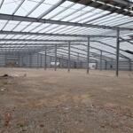Cho thuê xưởng 6000m2, mới tinh nằm trong cụm công nghiệp tp hait dương